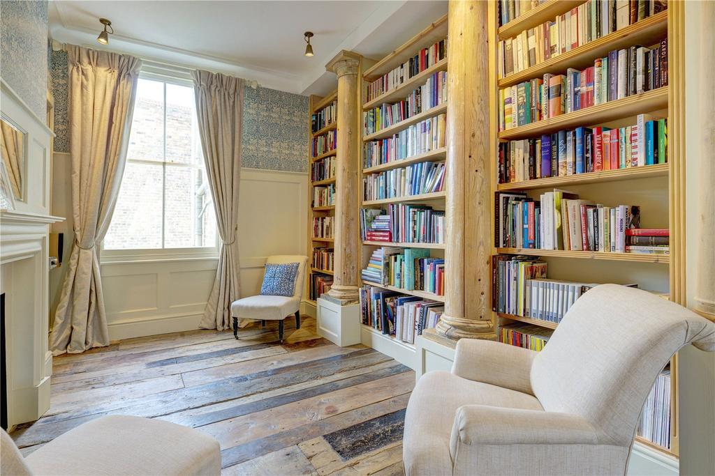 2 Bedrooms Maisonette Flat for sale in Flood Street, London, SW3