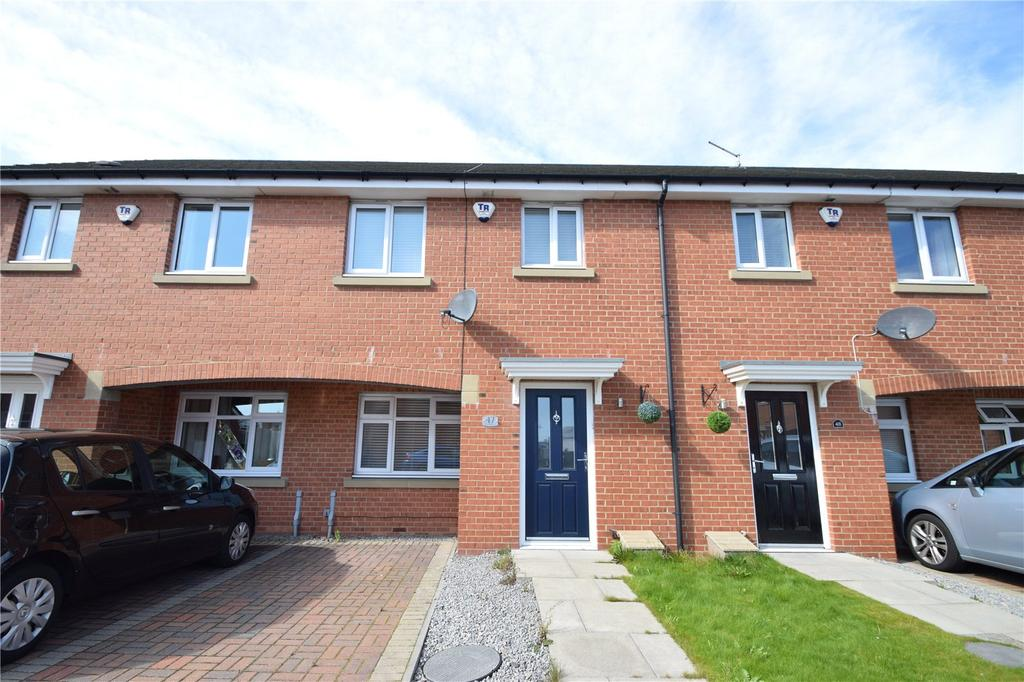 3 Bedrooms Terraced House for sale in Linthorpe Avenue, Seaham, Co Durham, SR7