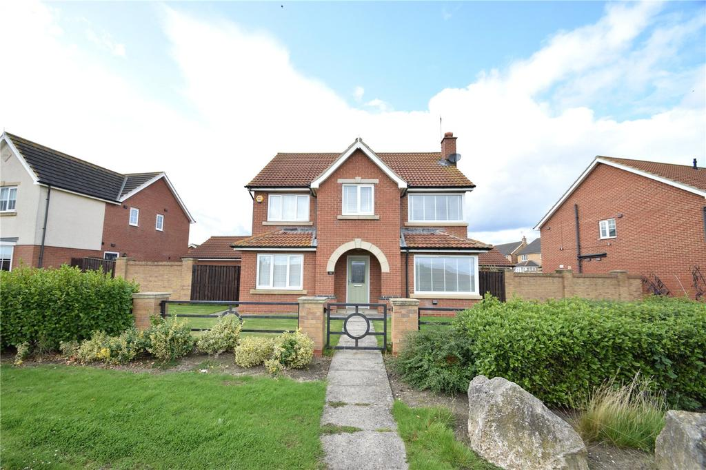 4 Bedrooms Detached House for sale in Weybourne Lea, East Shore Village, Seaham, Co.Durham, SR7