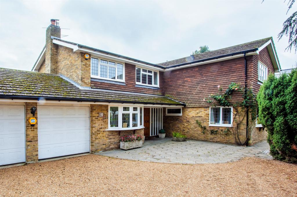 5 Bedrooms Detached House for sale in Netherfield Road, Harpenden, Hertfordshire, AL5 2AF
