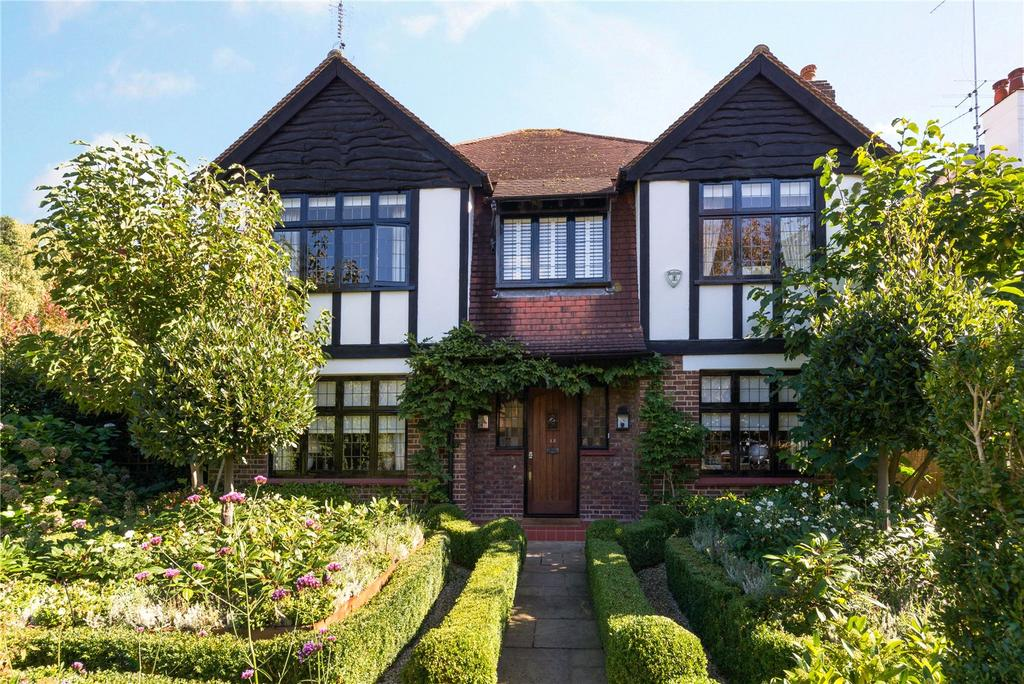 5 Bedrooms Detached House for sale in Wool Road, Wimbledon, London, SW20