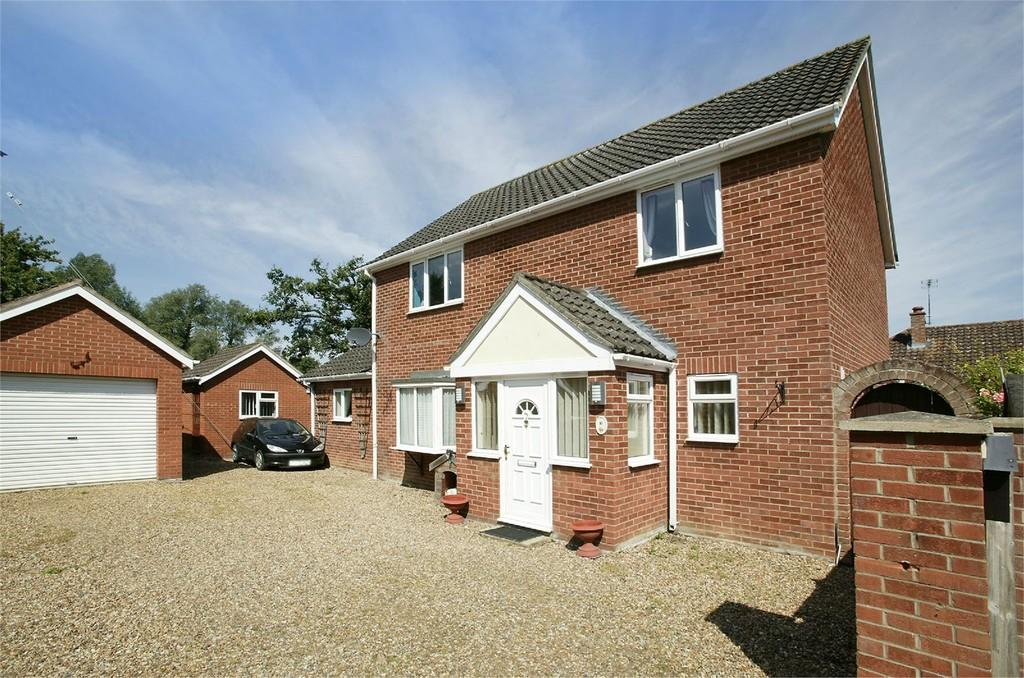 4 Bedrooms Detached House for sale in Eastleigh Gardens, Barford