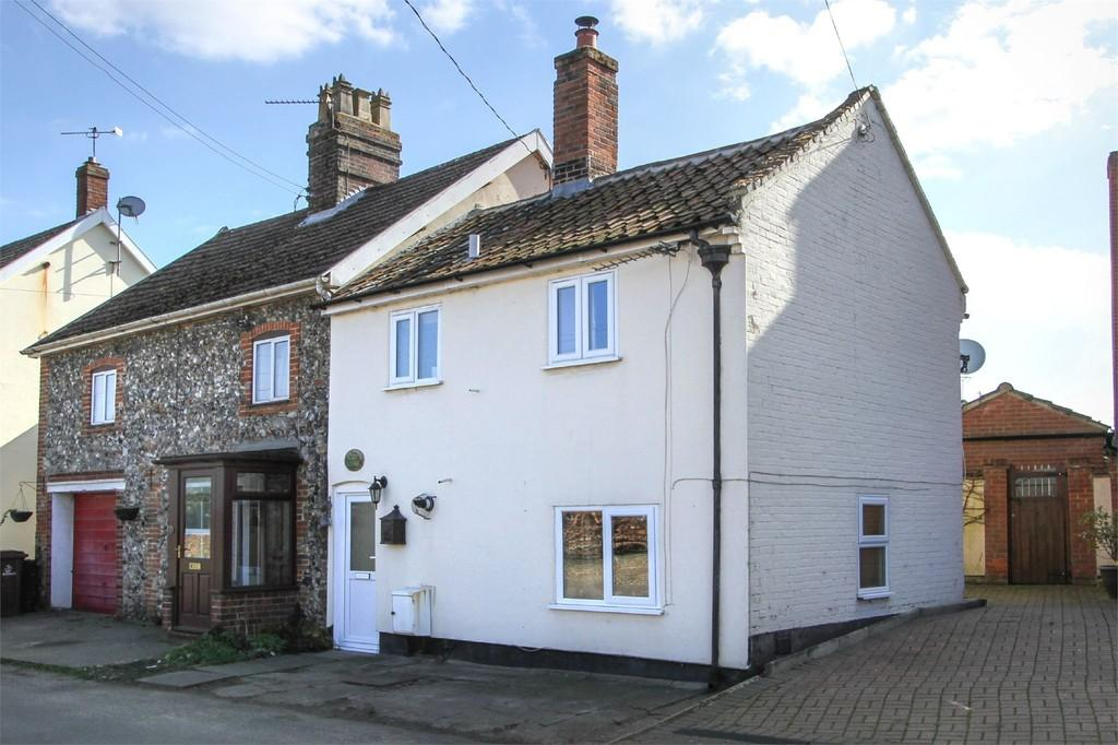 2 Bedrooms Cottage House for sale in White Hart Street, East Harling