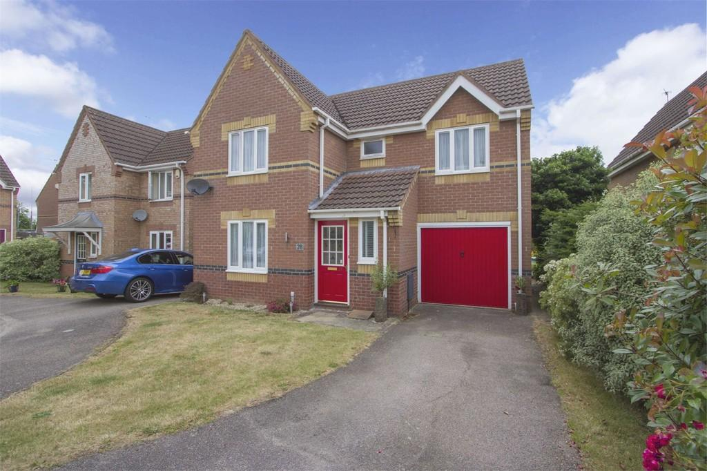 4 Bedrooms Detached House for sale in Harman Close, Hethersett