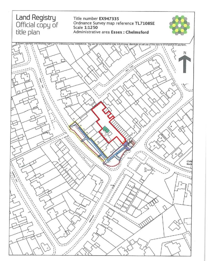 Land Commercial for sale in Torquay Road, Chelmsford