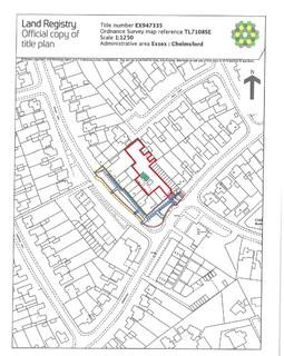 Land for sale - Torquay Road, Chelmsford