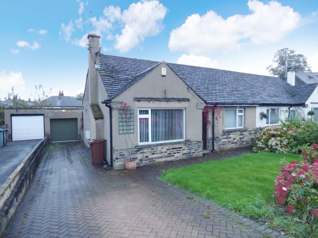 2 Bedrooms Semi Detached Bungalow for sale in Back Lane, Guiseley
