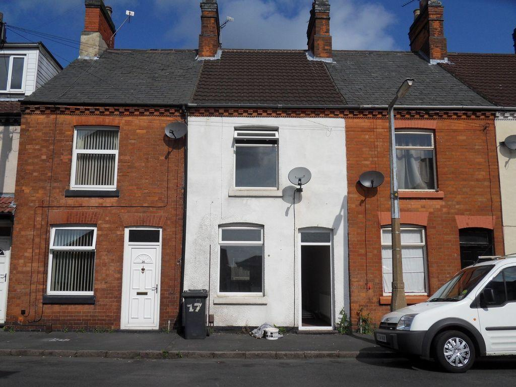 3 Bedrooms Terraced House for sale in Manor Street, Hinckley