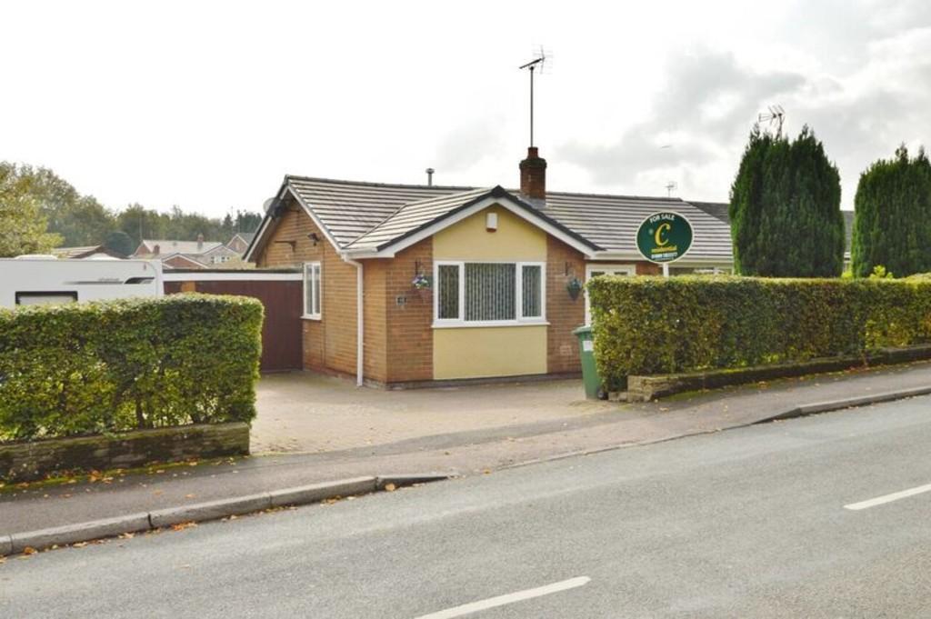 3 Bedrooms Detached Bungalow for sale in Coalpit Lane, Brereton
