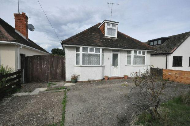 2 Bedrooms Detached House for sale in Woodlands Avenue, Woodley, Reading,