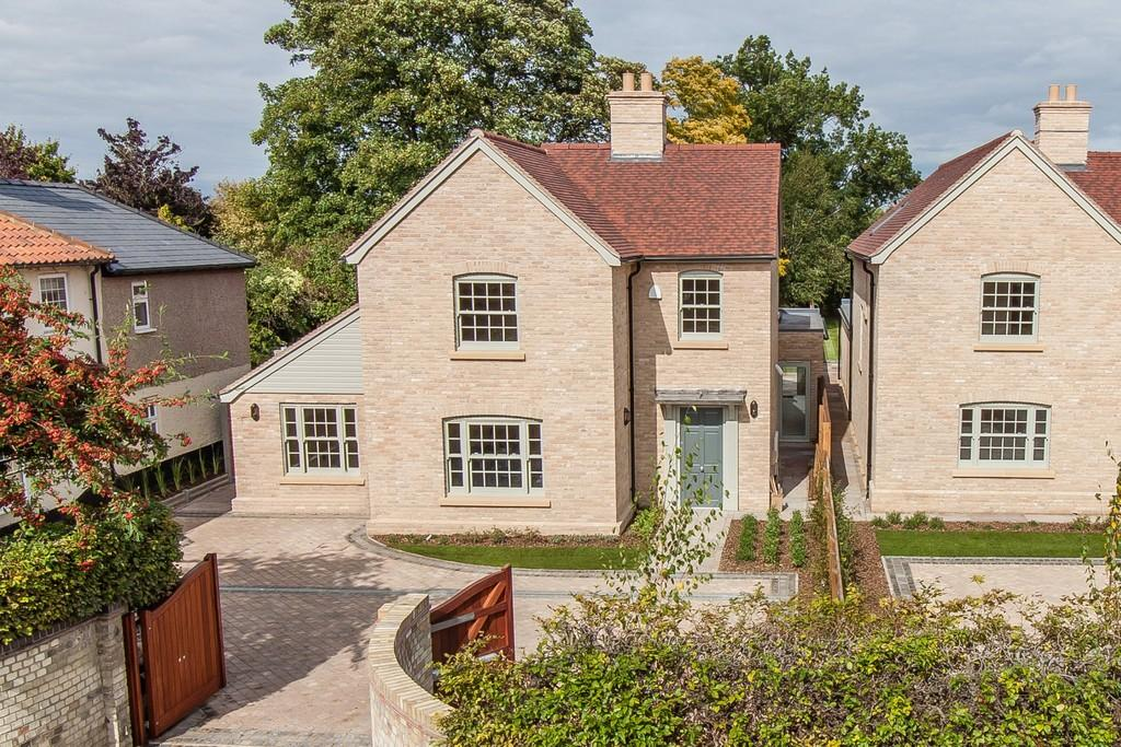 5 Bedrooms Detached House for sale in Church Street, Little Shelford, Cambridge