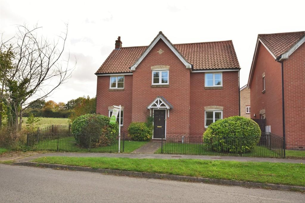 4 Bedrooms Detached House for sale in Long Melford, Sudbury CO10 9TF