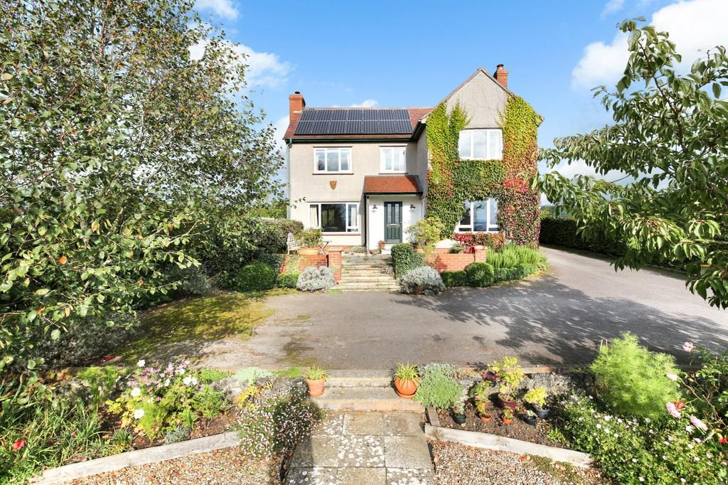 4 Bedrooms Detached House for sale in Feltham, Frome