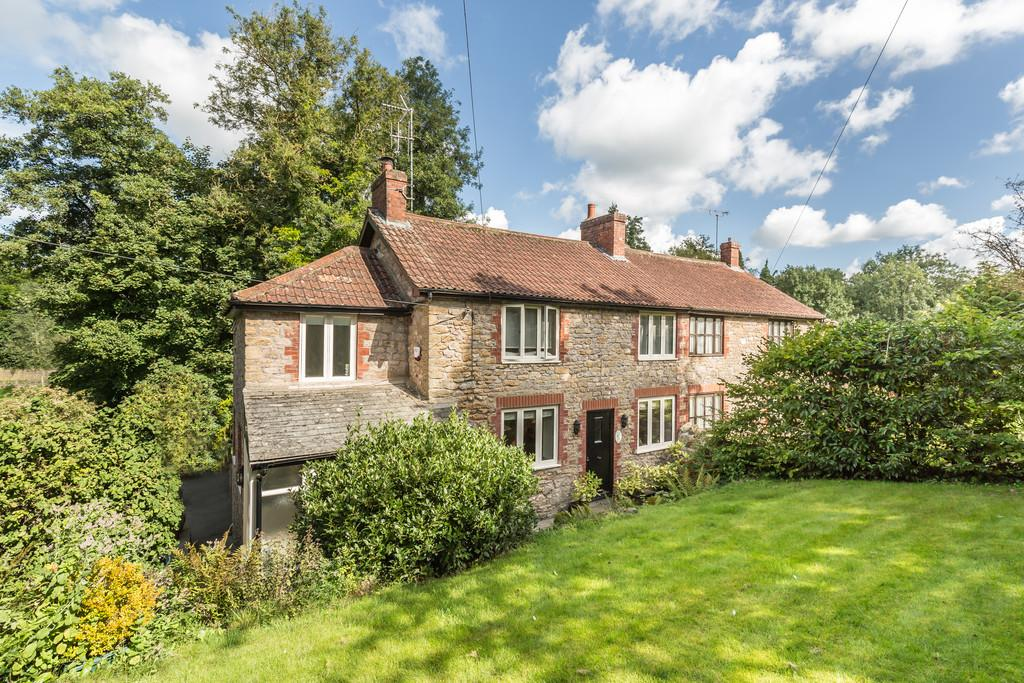 3 Bedrooms Semi Detached House for sale in Mells, Somerset