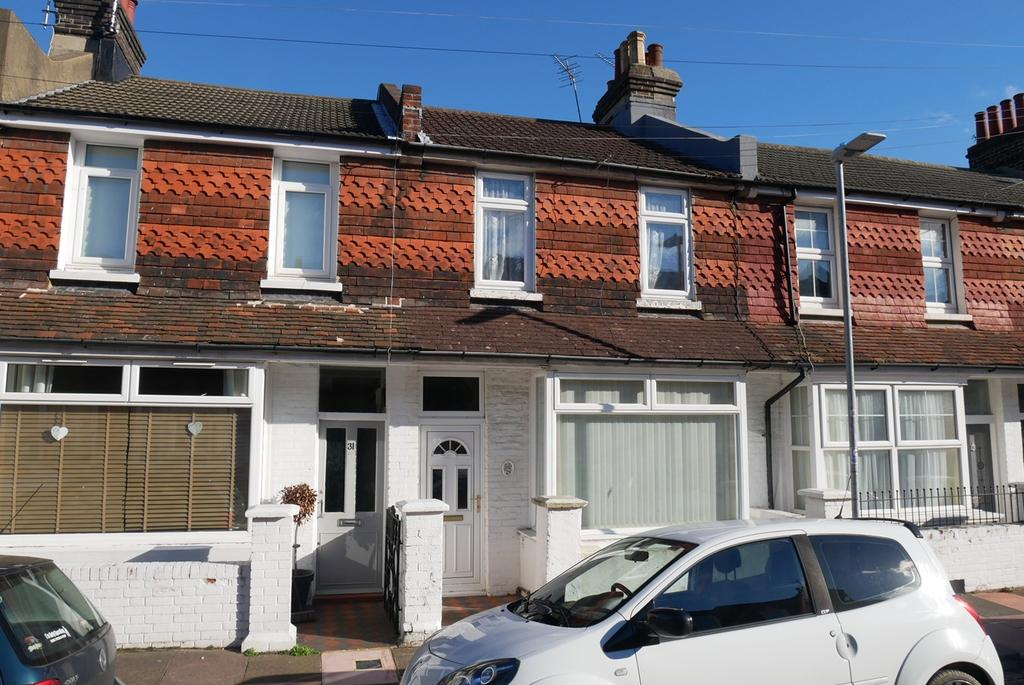 2 Bedrooms Semi Detached House for sale in Winchcombe Road, Eastbourne, BN22