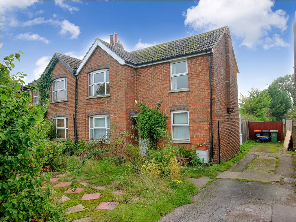 3 Bedrooms Semi Detached House for sale in Furlong Lane, Totternhoe, LU6