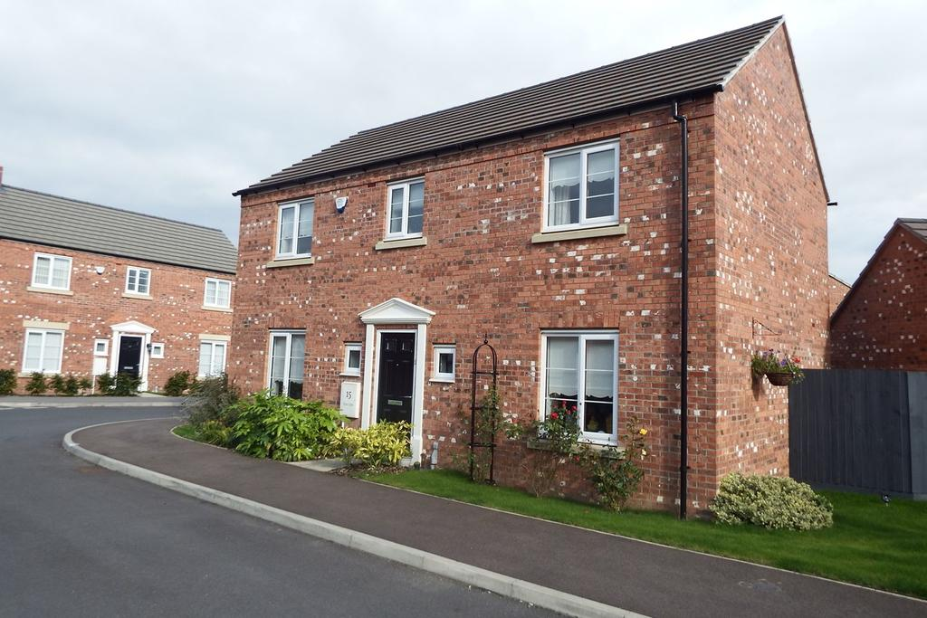 4 Bedrooms Detached House for sale in Tyne Close, Spalding, PE11