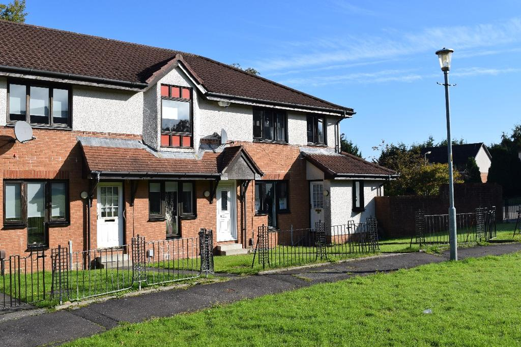 2 Bedrooms Terraced House for sale in Tormusk Road, Castlemilk, Glasgow, G45 0DF