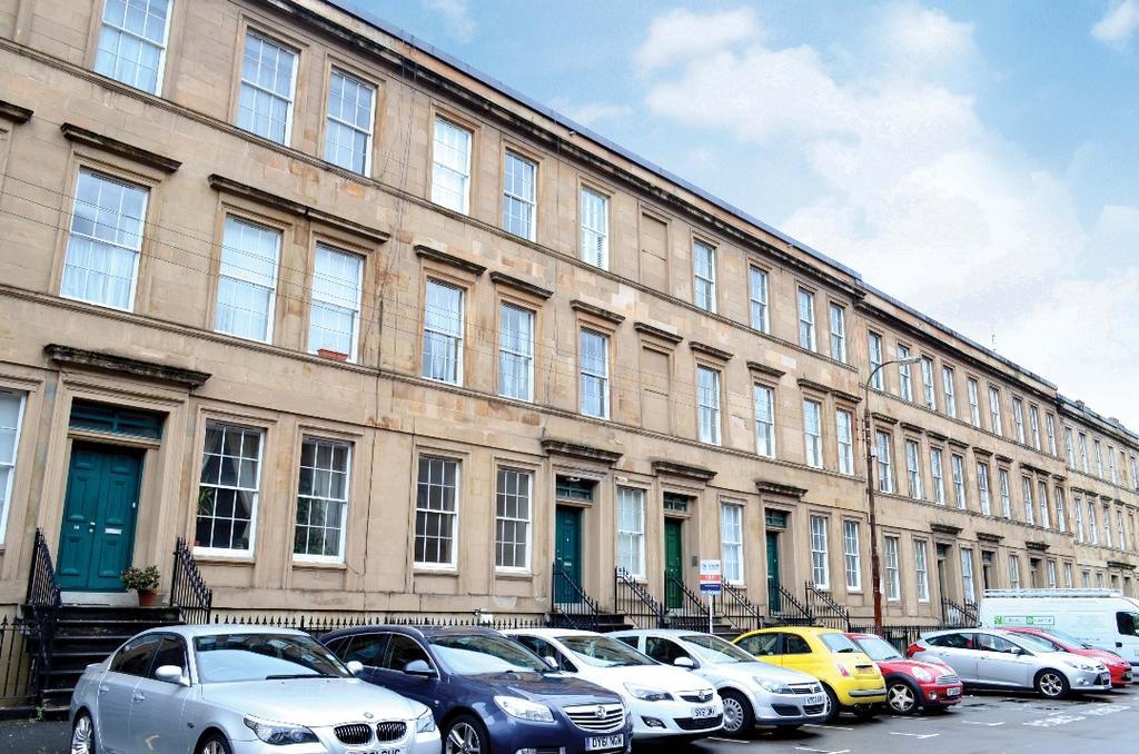 3 Bedrooms Flat for sale in Baliol Street, Flat B/1, Woodlands, Glasgow, G3 6UU