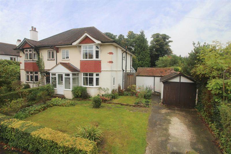 4 Bedrooms Semi Detached House for sale in Highfield Road, West Purley