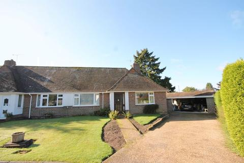 3 bedroom semi-detached bungalow for sale - Rixons Orchard, Horsted Keynes, West Sussex