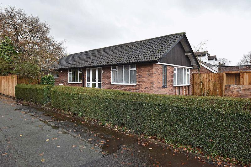 2 Bedrooms Detached Bungalow for sale in School Close / Westfield Drive, Knutsford