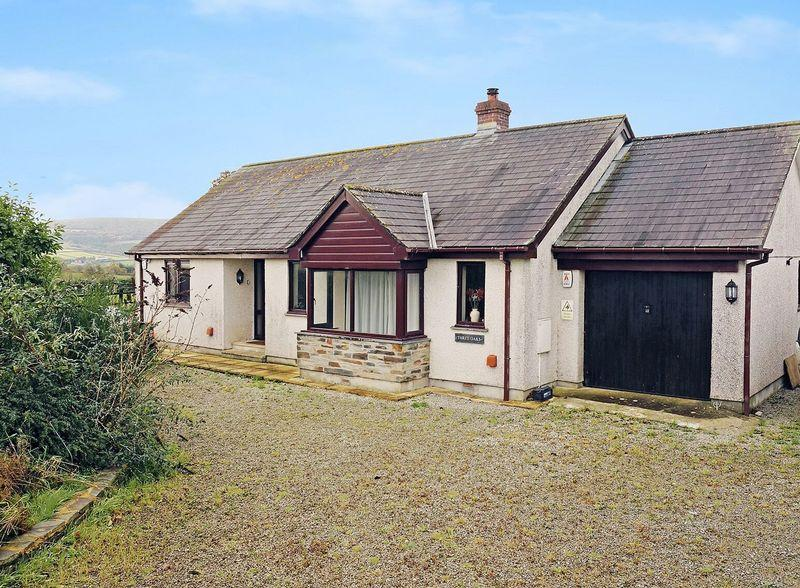 3 Bedrooms Detached Bungalow for sale in Tutwell, Callington