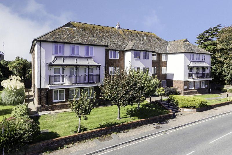 1 Bedroom Apartment Flat for sale in Flat Nordseter Lodge, Sea Lane, BN16