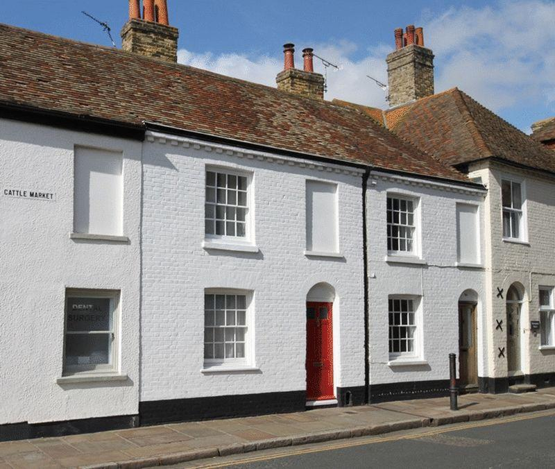 3 Bedrooms Cottage House for sale in Cattle Market, Sandwich