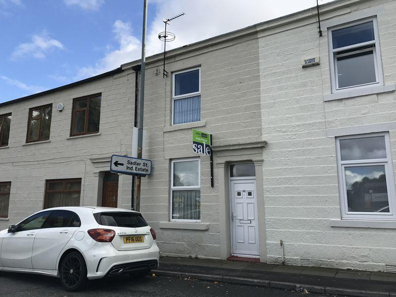 2 Bedrooms Terraced House for sale in Market Street, Church