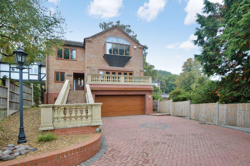 6 Bedrooms Detached House for sale in Compton Road, Kinver
