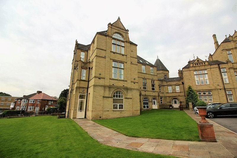 1 Bedroom Apartment Flat for sale in Clare Hall Apartments, Prescott Street, Halifax