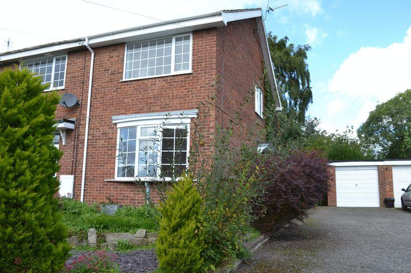 2 Bedrooms End Of Terrace House for sale in Rileston Place, Bottesford