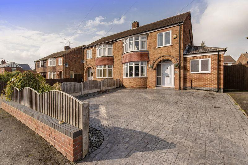 3 Bedrooms Semi Detached House for sale in WESTERN ROAD, MICKLEOVER