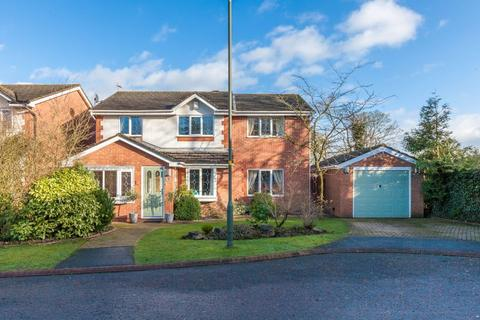 4 bedroom detached house for sale - Spey Close, Standish, WN6 0RA