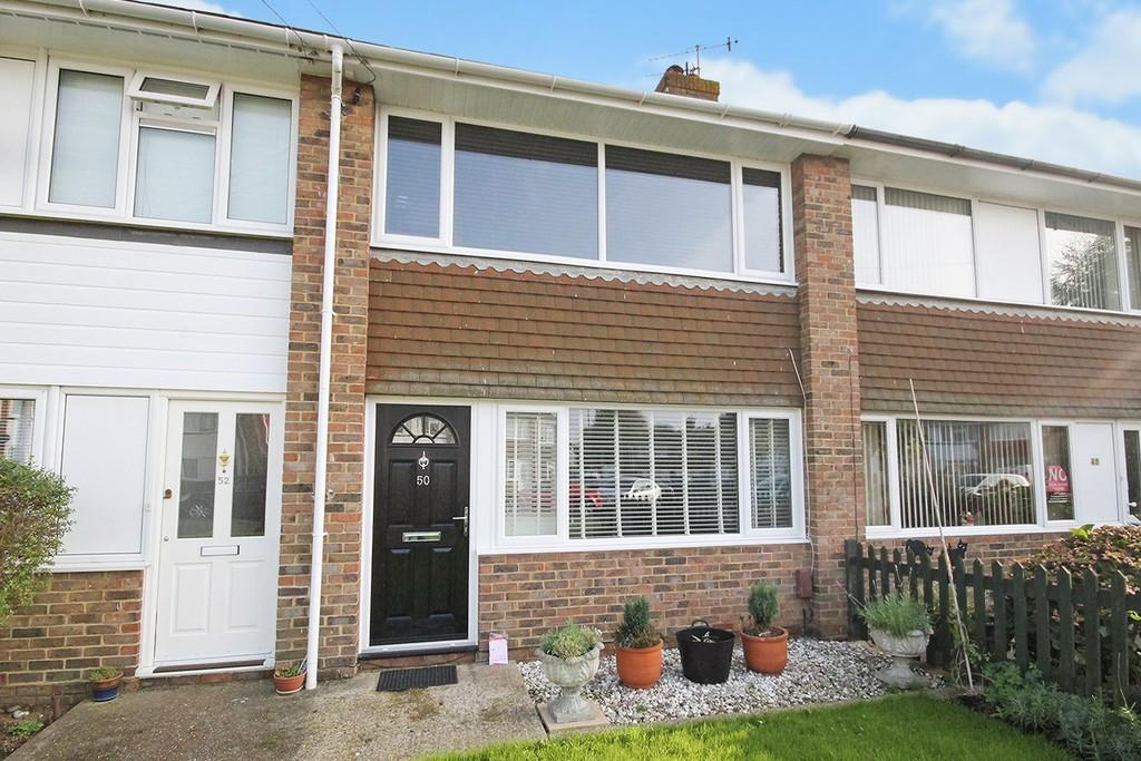 2 Bedrooms Terraced House for sale in Shadwells Road, Lancing