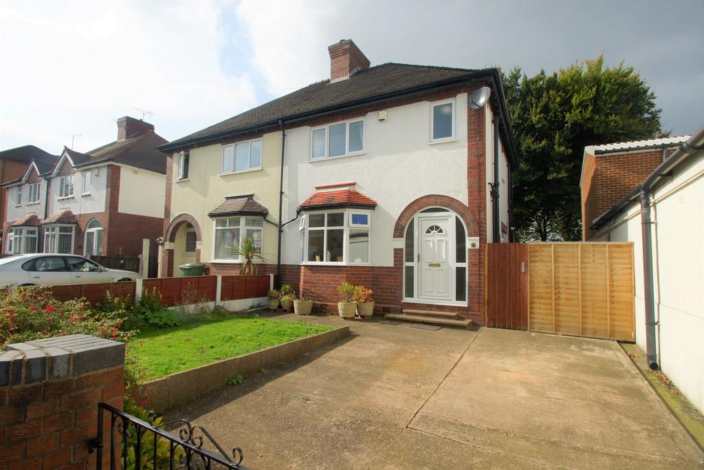 3 Bedrooms Semi Detached House for sale in Price Street, Cannock