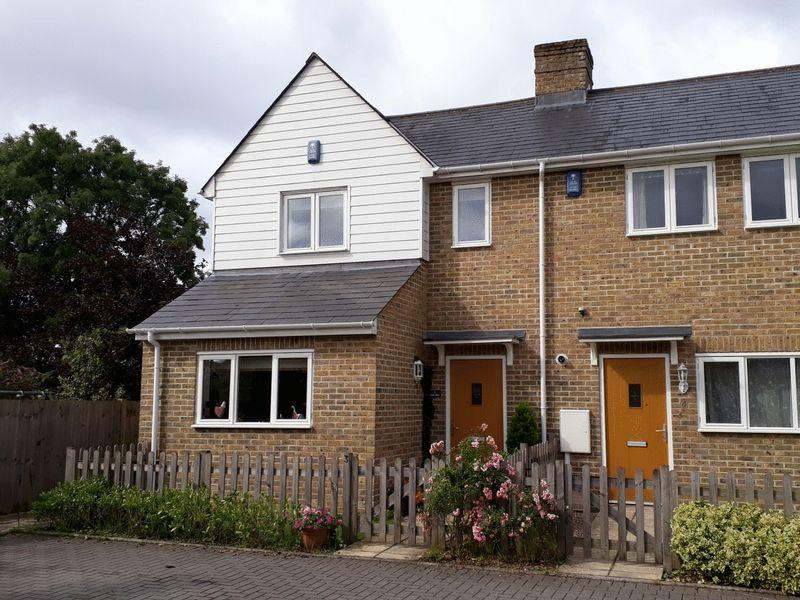 3 Bedrooms Semi Detached House for sale in Noahs Place, Sevenoaks