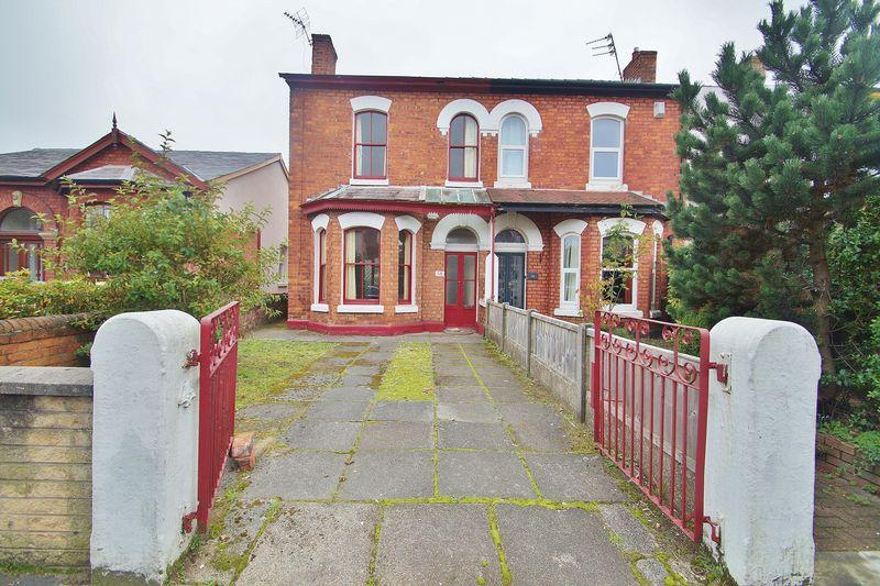 2 Bedrooms Semi Detached House for sale in Claremont Road, Southport