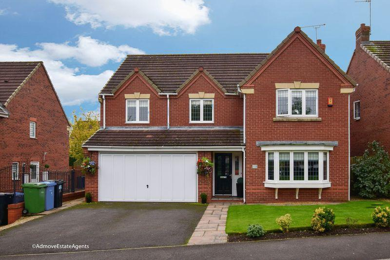 5 Bedrooms House for sale in Bucklow Gardens, Lymm