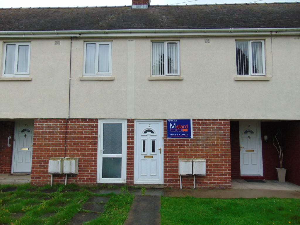 2 Bedrooms Flat for sale in Heol Dyfatty, Burry Port