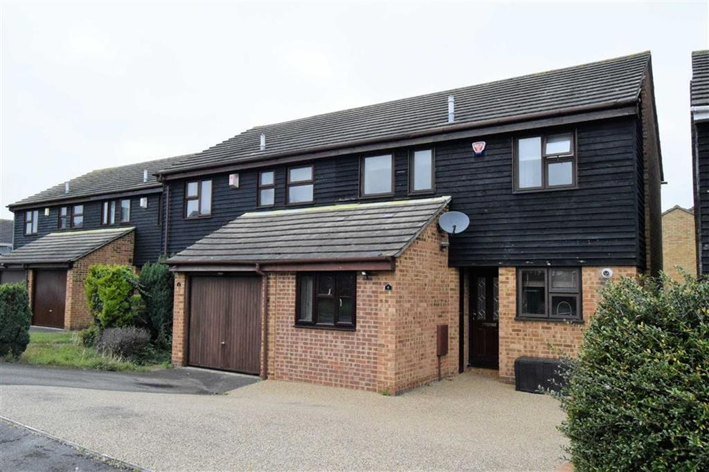 3 Bedrooms Semi Detached House for sale in Heritage Drive, Darland, Kent, ME7