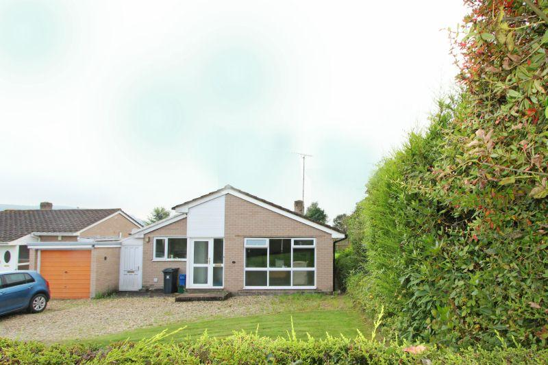 2 Bedrooms Detached Bungalow for sale in Glebelands, Newton Poppleford