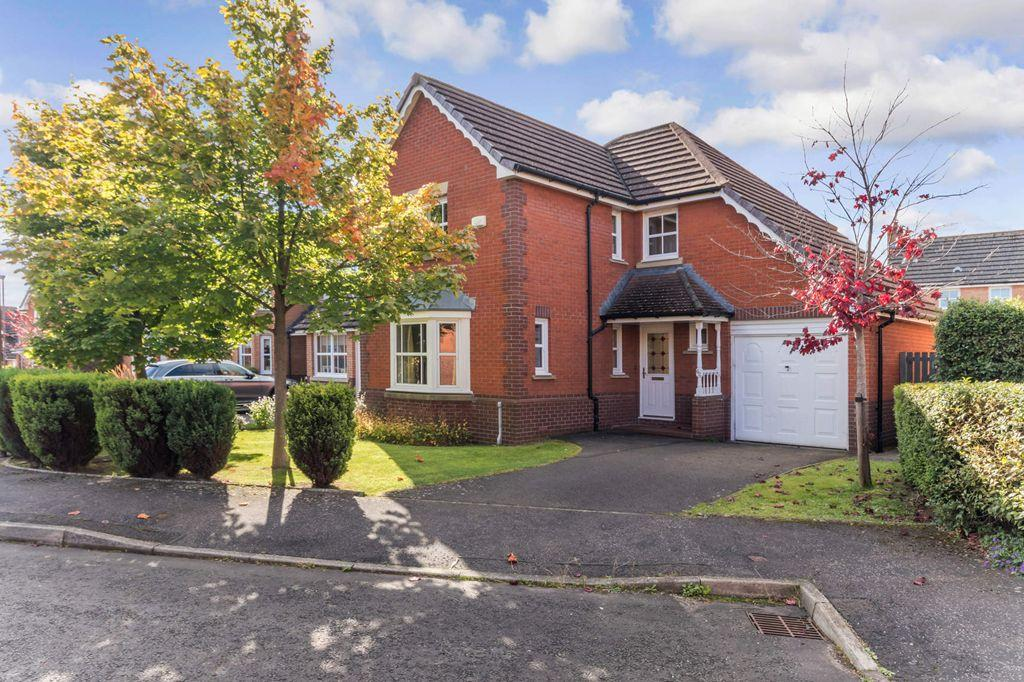 4 Bedrooms Detached House for sale in 62 Malbet Park, Liberton, EH16 6WA