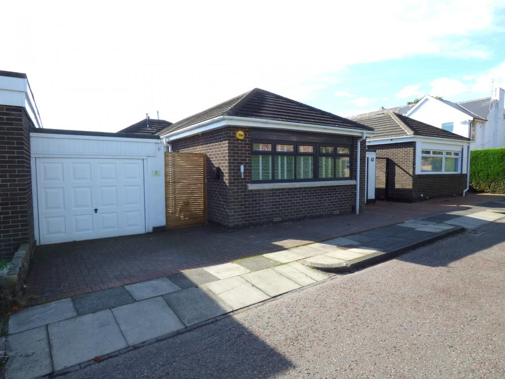 3 Bedrooms Detached Bungalow for sale in Aldbrough Close, Stockton-On-Tees, TS19