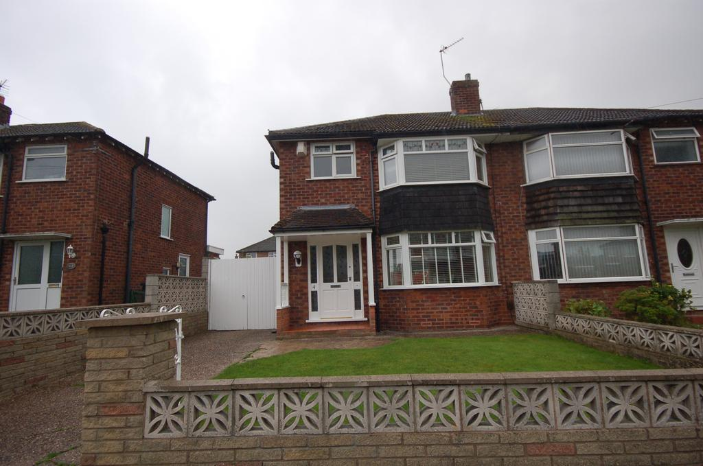3 Bedrooms Semi Detached House for sale in Lydney Avenue, Heald Green, Cheadle, Cheshire SK8