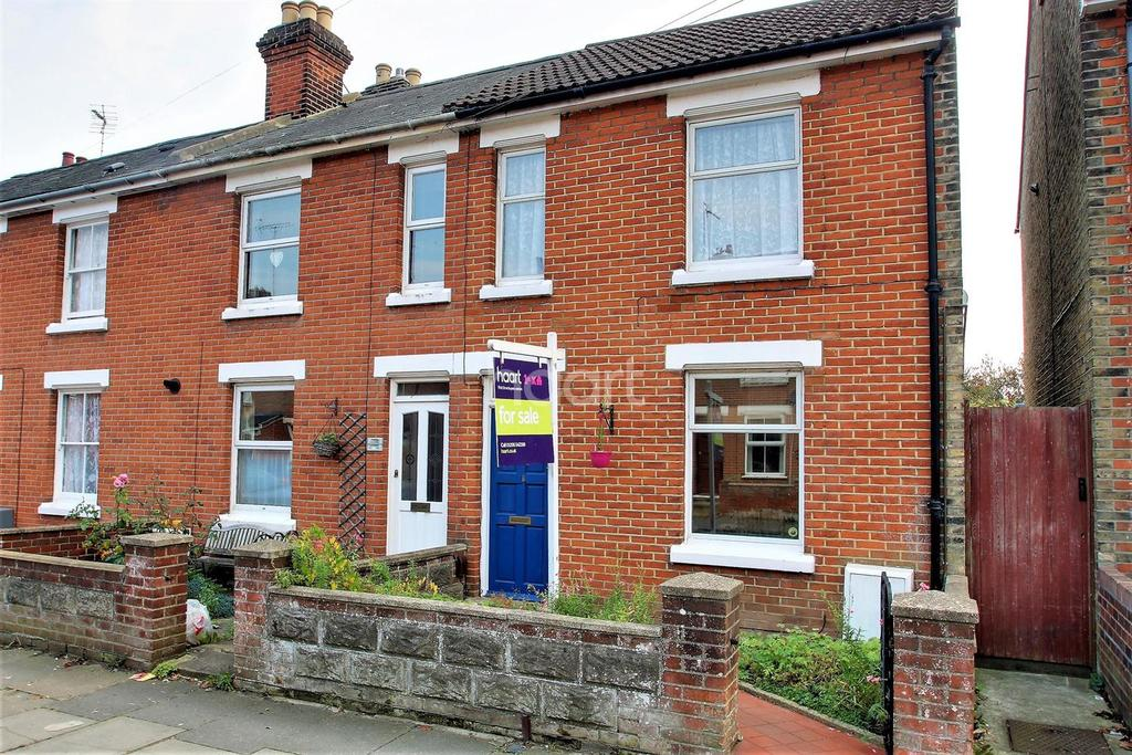 3 Bedrooms End Of Terrace House for sale in Claudius road, Colchester