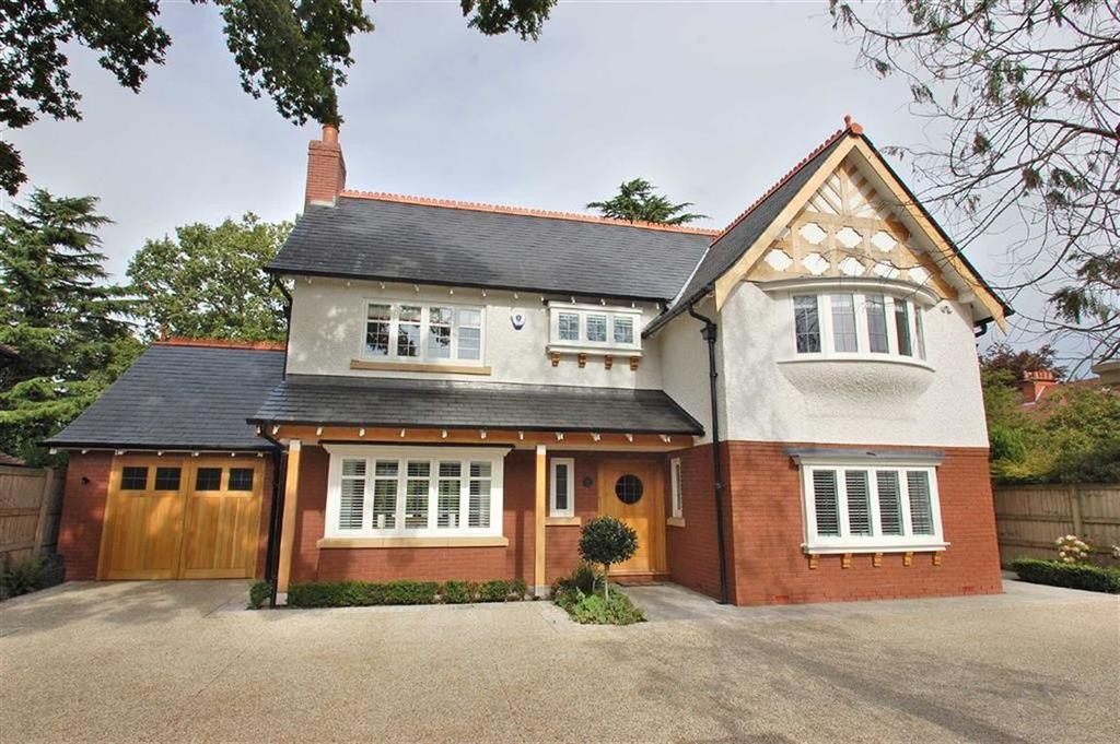 5 Bedrooms Detached House for sale in Ogden Road, Bramhall, Cheshire