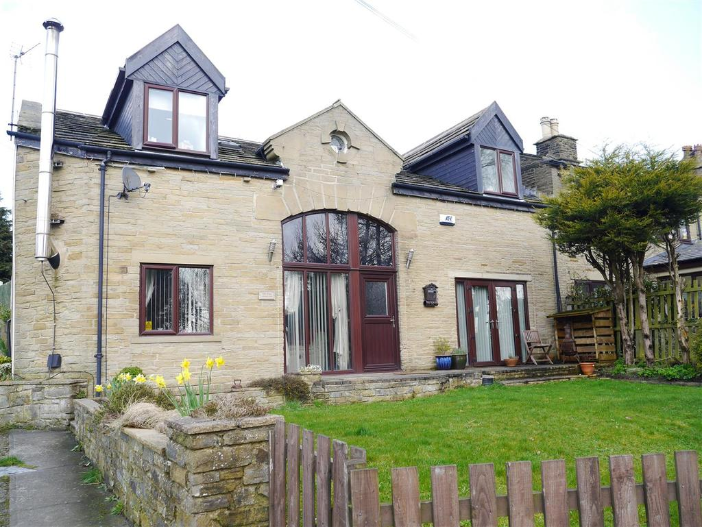 4 Bedrooms Barn Conversion Character Property for sale in The Barn, Childs Lane, Wrose, Shipley, BD18 1PA