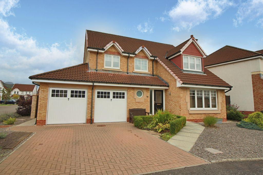 4 Bedrooms Detached Villa House for sale in 30 Holly Grove, Menstrie, FK11 7DR